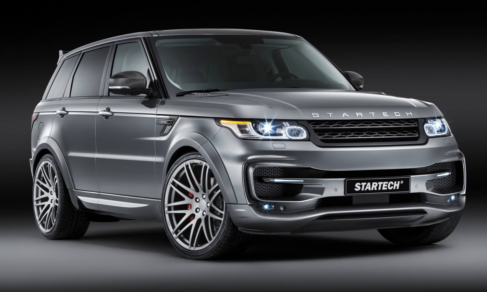 2014 Range Rover Sport STARTECH Widebody on 23-Inch Wheels Looks Amazing 1