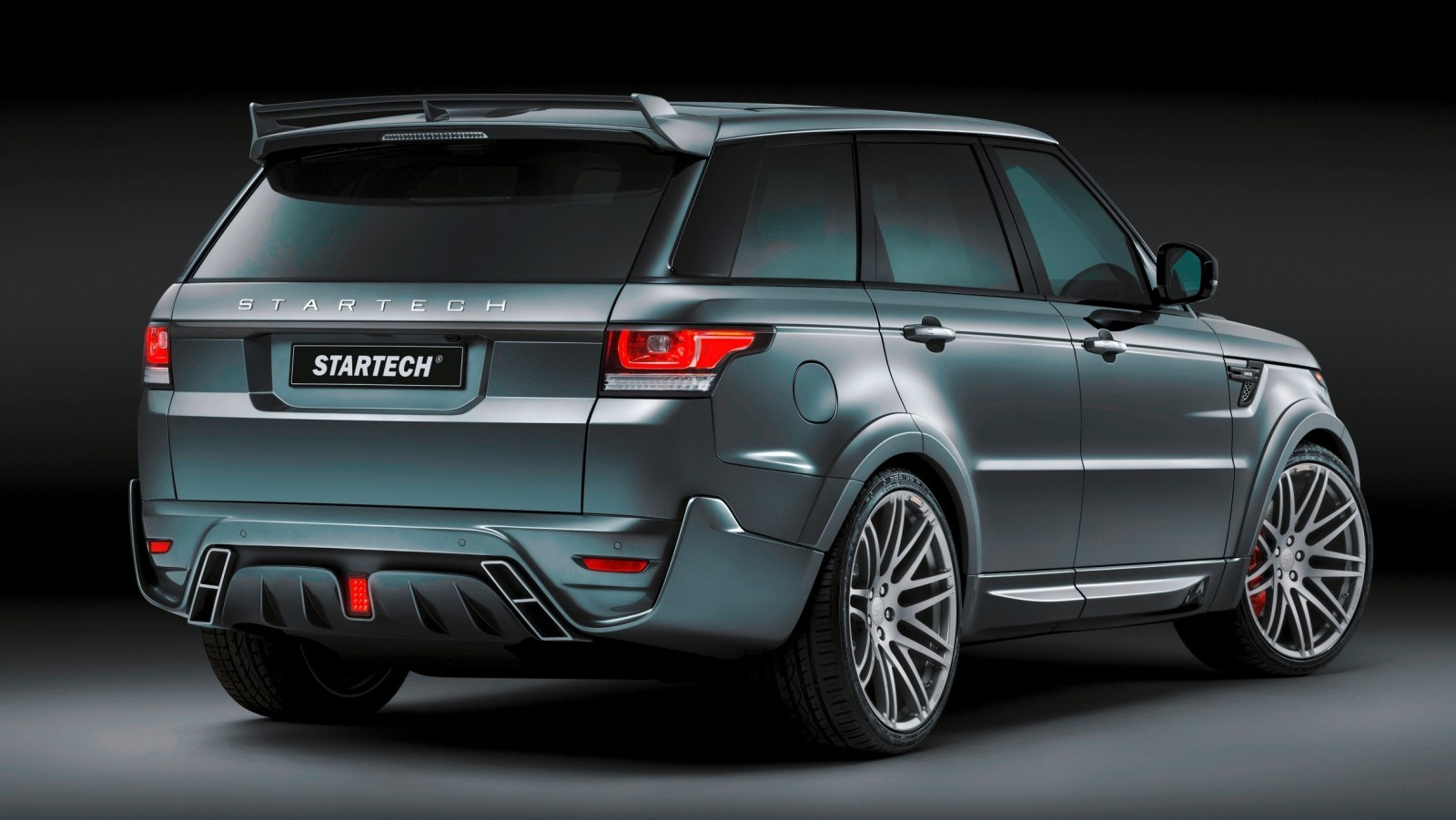 2014 Range Rover Sport STARTECH Widebody on 23-Inch Wheels Looks Amazing 2