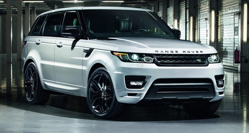 2014 Range Rover Sport Stealth Pack Brings Black 21s or 22-inch Wheels 6-crop