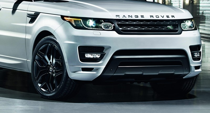 2014 Range Rover Sport Stealth Pack Brings Black 21s or 22-inch Wheels 6-crop1