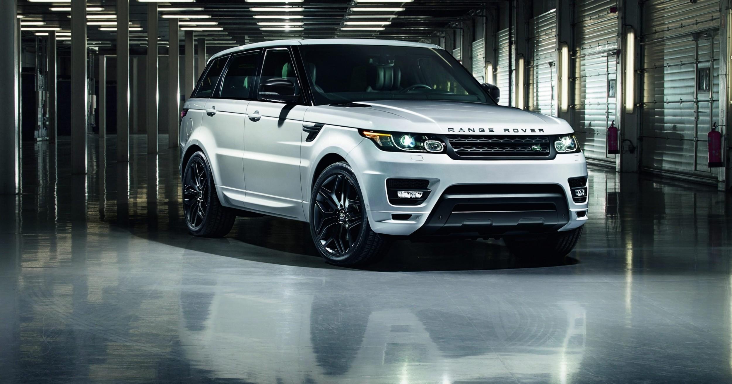 2014 range rover sport stealth pack brings black 21s or 22 inch wheels. Black Bedroom Furniture Sets. Home Design Ideas