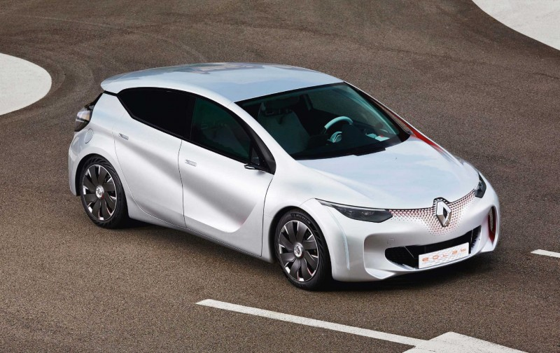 2014 Renault Eolab Concept 1