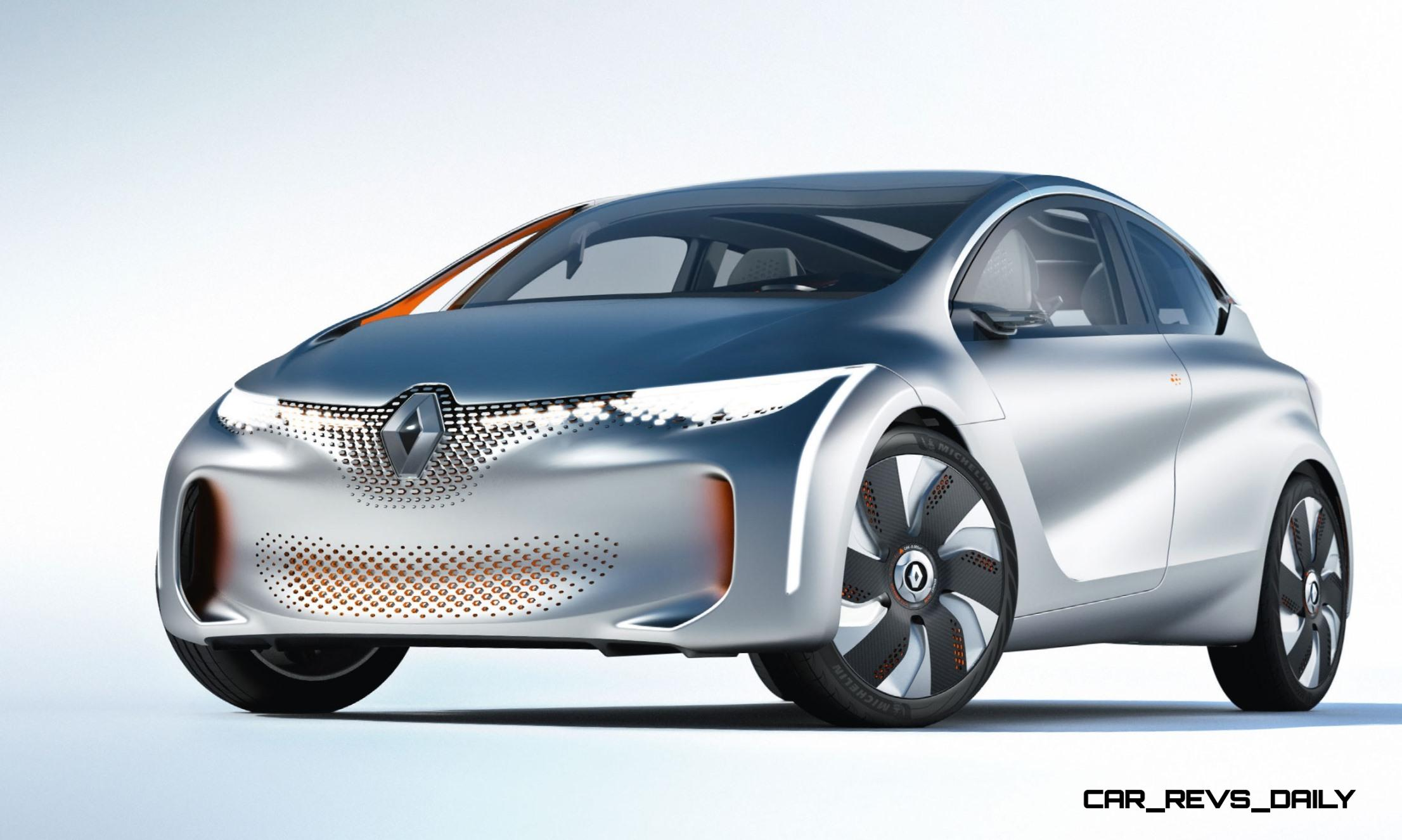2014 Renault Eolab Concept Is Ultra-Aerodynamic Innovation