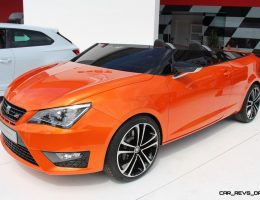 Design Analysis – 2014 SEAT Ibiza CUPSTER