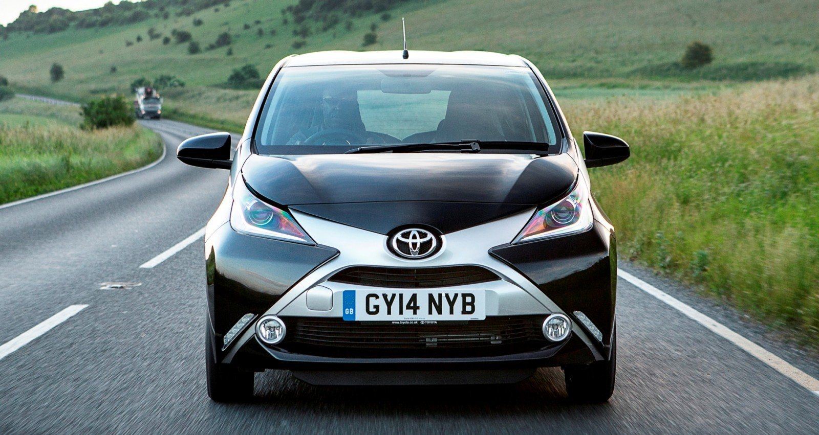 2014 Toyota Aygo Is Furious With You 10