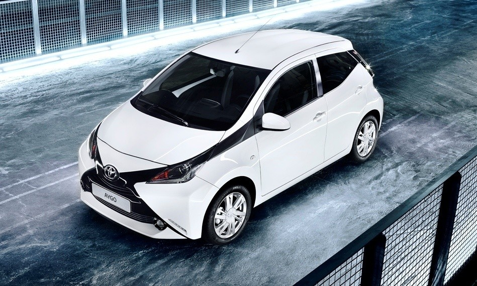 2014 Toyota Aygo Is Furious With You 12