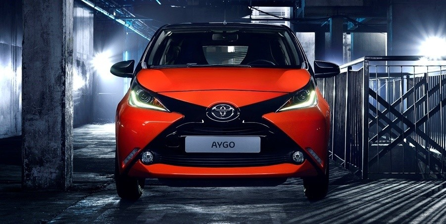 2014 Toyota Aygo Is Furious With You 17
