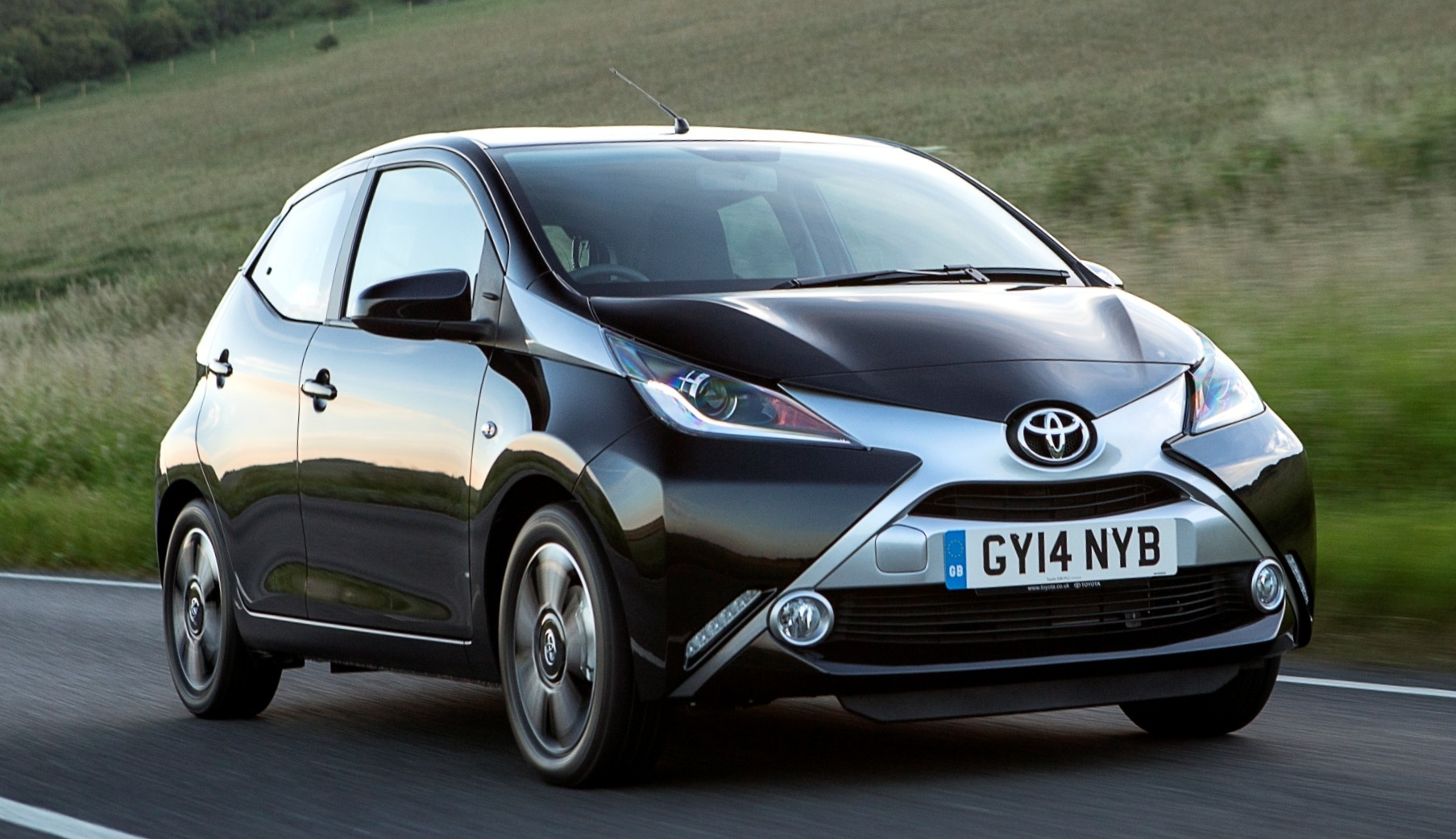 Euro Supermini Cars 2014 Toyota Aygo Is Furious With You