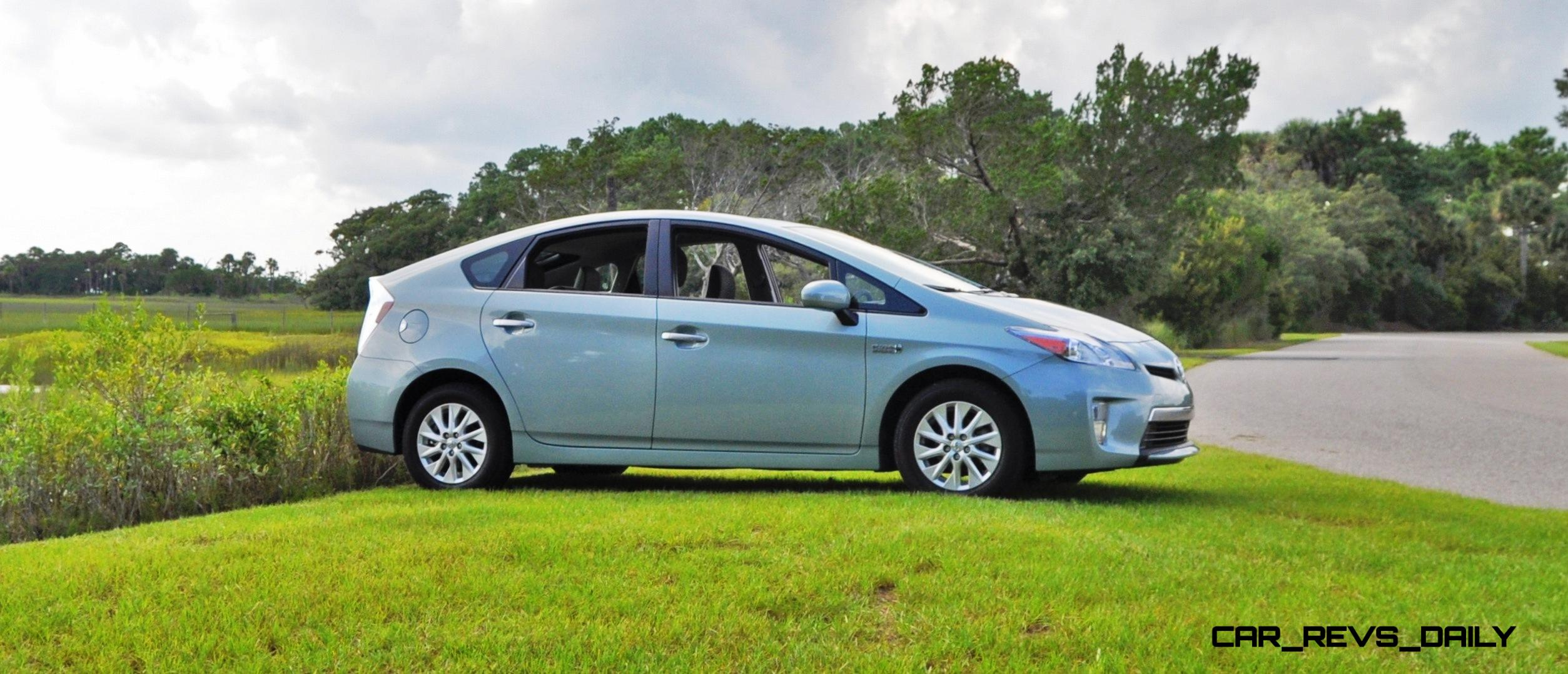 road test review   2014 toyota prius plug in is quietly excellent