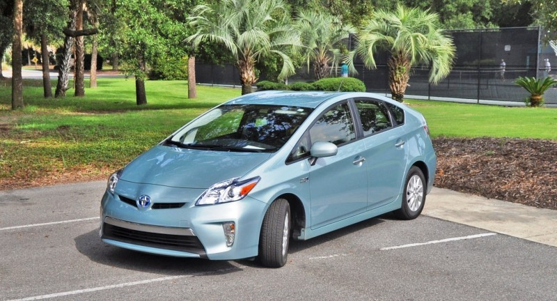 2014 Toyota Prius Plug-in Hybrid 101