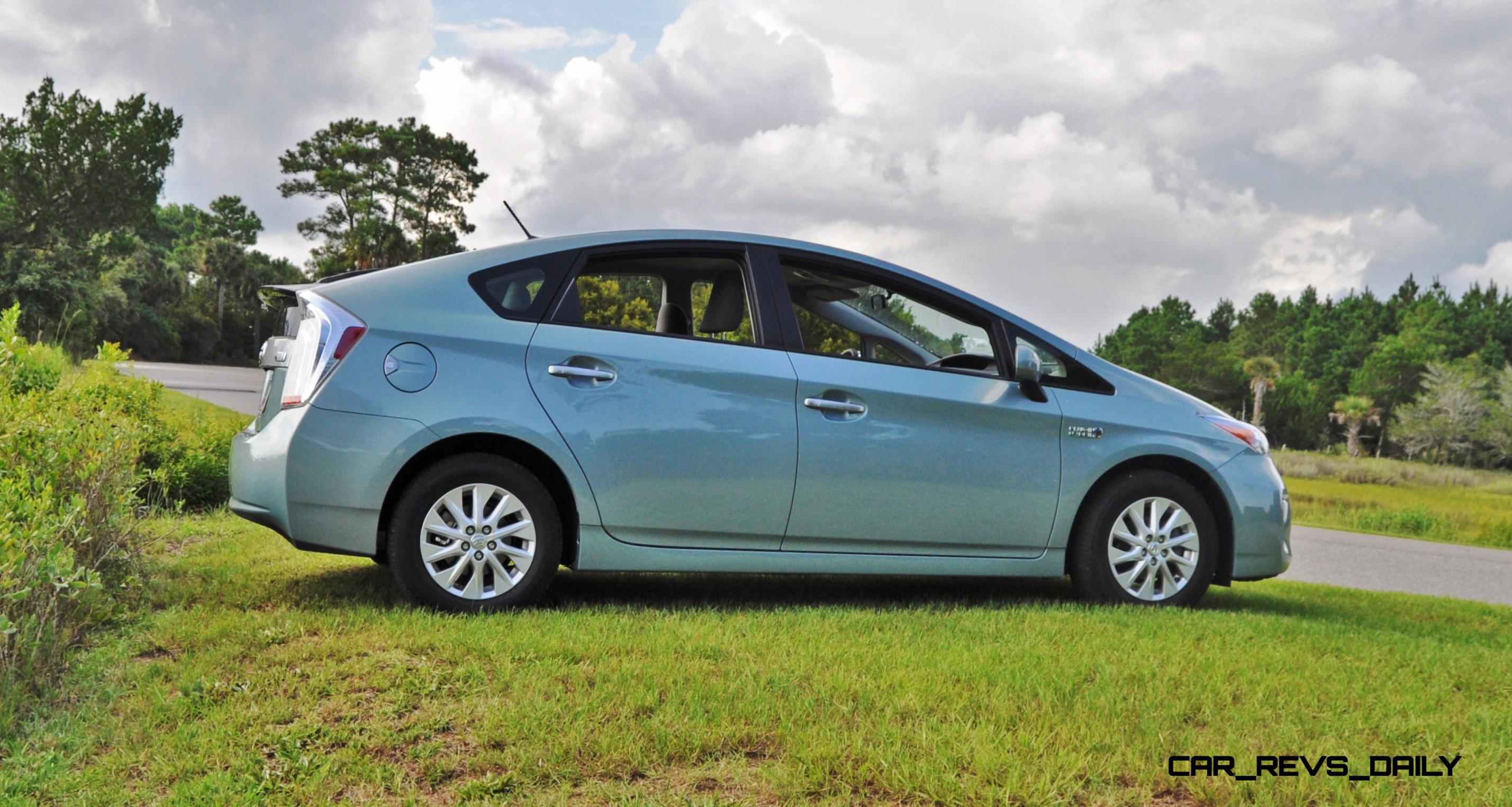 road test review 2014 toyota prius plug in is quietly excellent more iso tank than eco warrior. Black Bedroom Furniture Sets. Home Design Ideas