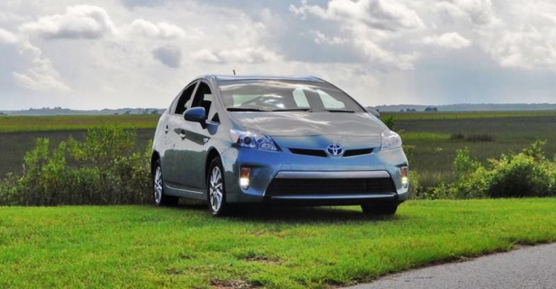 2014 Toyota Prius Plug-in Hybrid 4