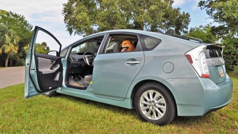 2014 Toyota Prius Plug-in Hybrid 47