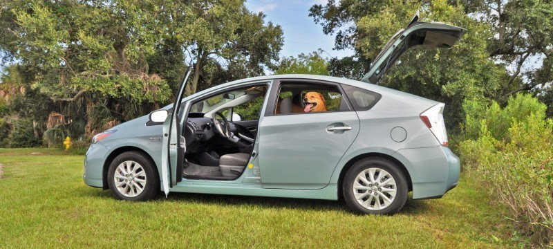 2014 Toyota Prius Plug-in Hybrid 49