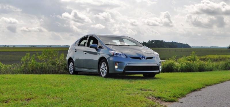 2014 Toyota Prius Plug-in Hybrid 5