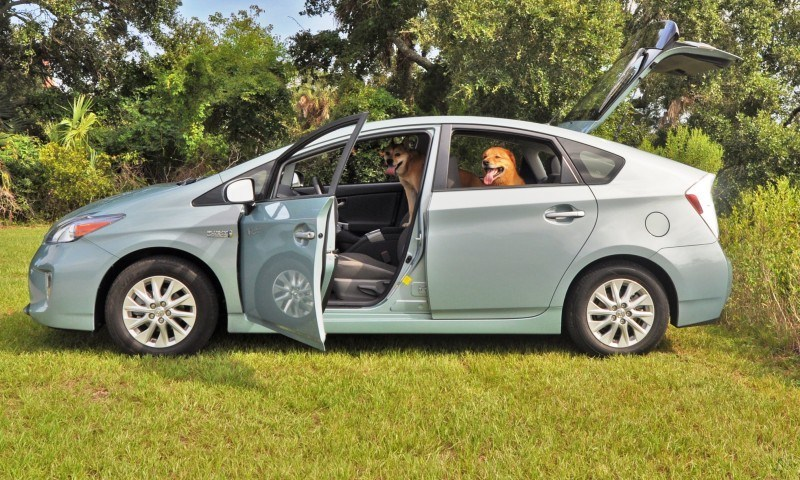 2014 Toyota Prius Plug-in Hybrid 55