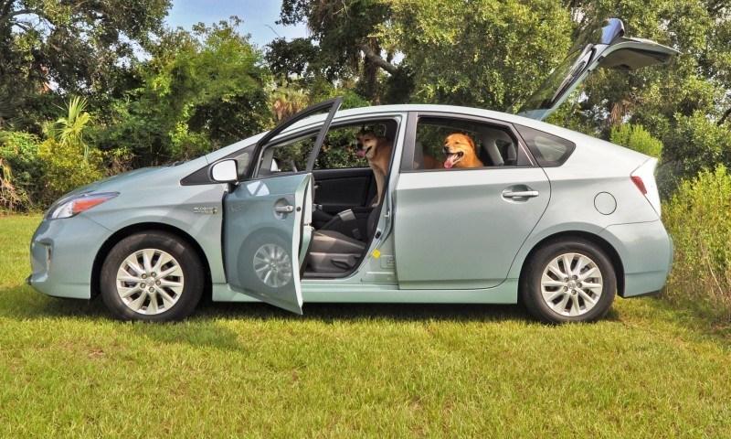 2014 Toyota Prius Plug-in Hybrid 56