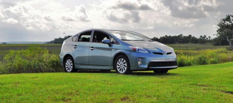 2014 Toyota Prius Plug-in Hybrid 6