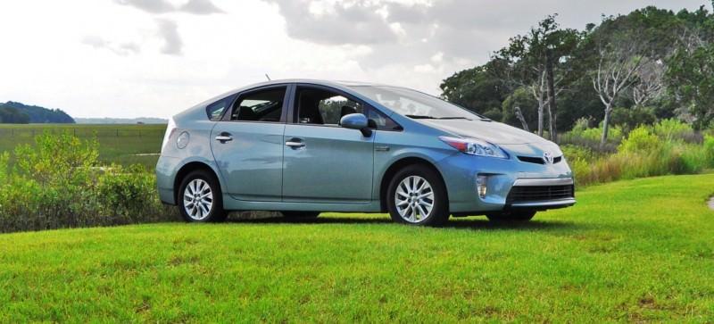 2014 Toyota Prius Plug-in Hybrid 7