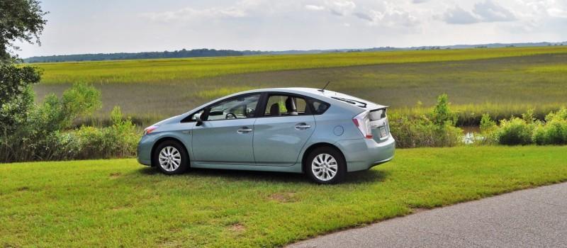 2014 Toyota Prius Plug-in Hybrid 78