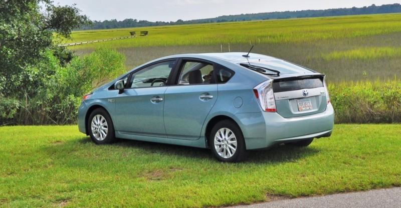 2014 Toyota Prius Plug-in Hybrid 79