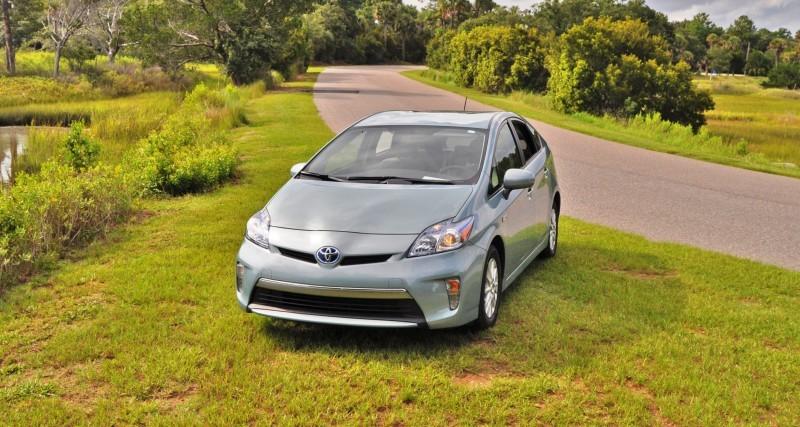 2014 Toyota Prius Plug-in Hybrid 85