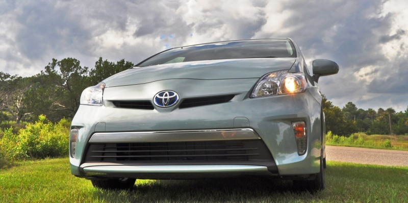 2014 Toyota Prius Plug-in Hybrid 91