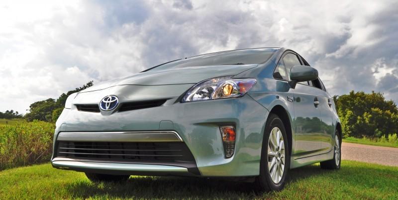 2014 Toyota Prius Plug-in Hybrid 92