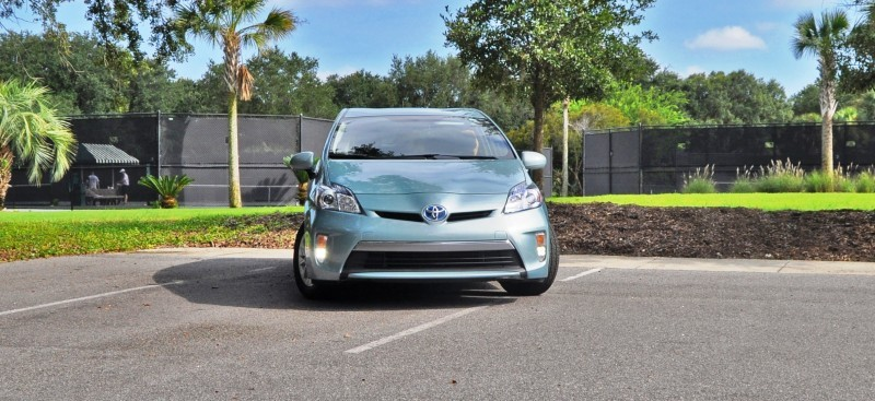 2014 Toyota Prius Plug-in Hybrid 93