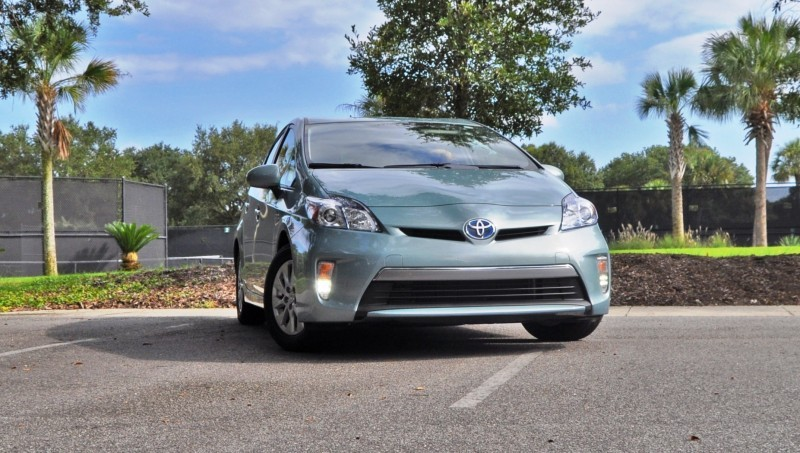 2014 Toyota Prius Plug-in Hybrid 94