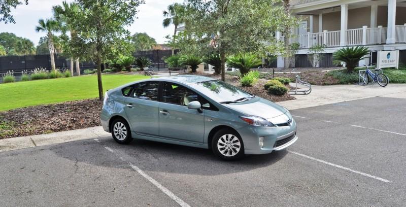 2014 Toyota Prius Plug-in Hybrid 97