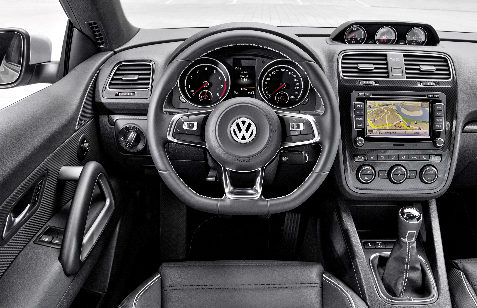 2015 Volkswagen Scirocco R And R Line Dynamic Launch Galleries