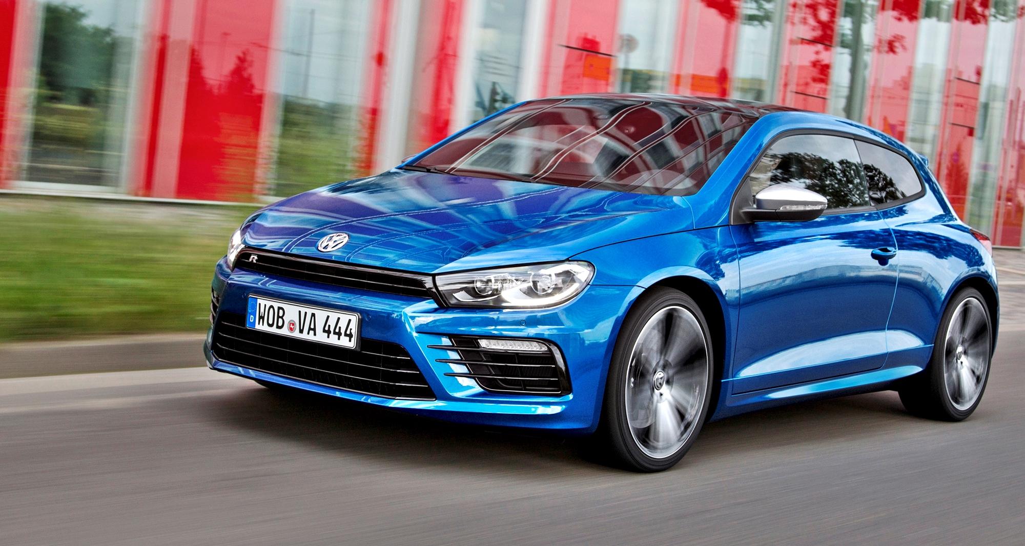 2014 Volkswagen Scirocco R First Drive - Autoblog