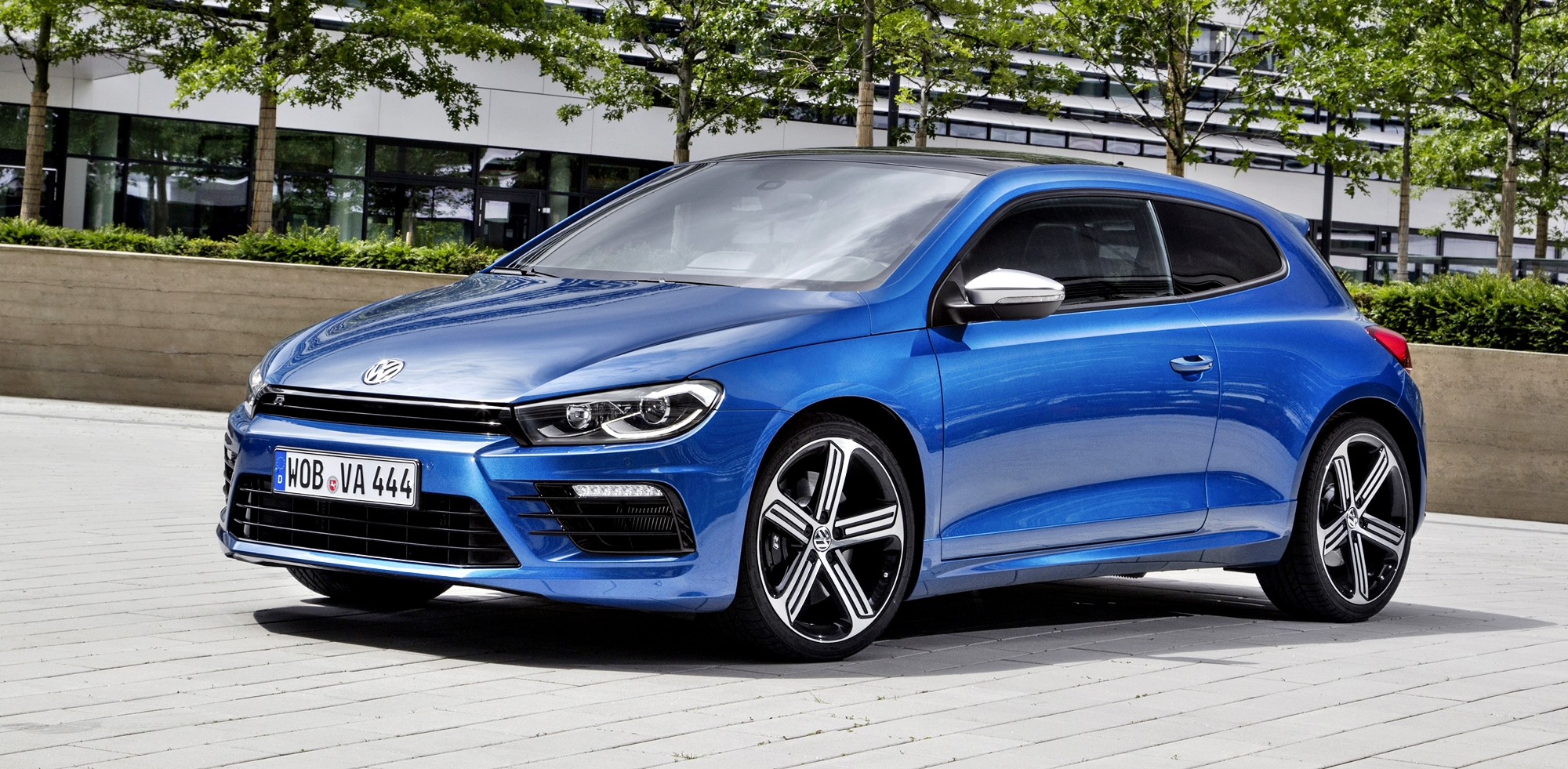 Scirocco Coming To The States Autos Post