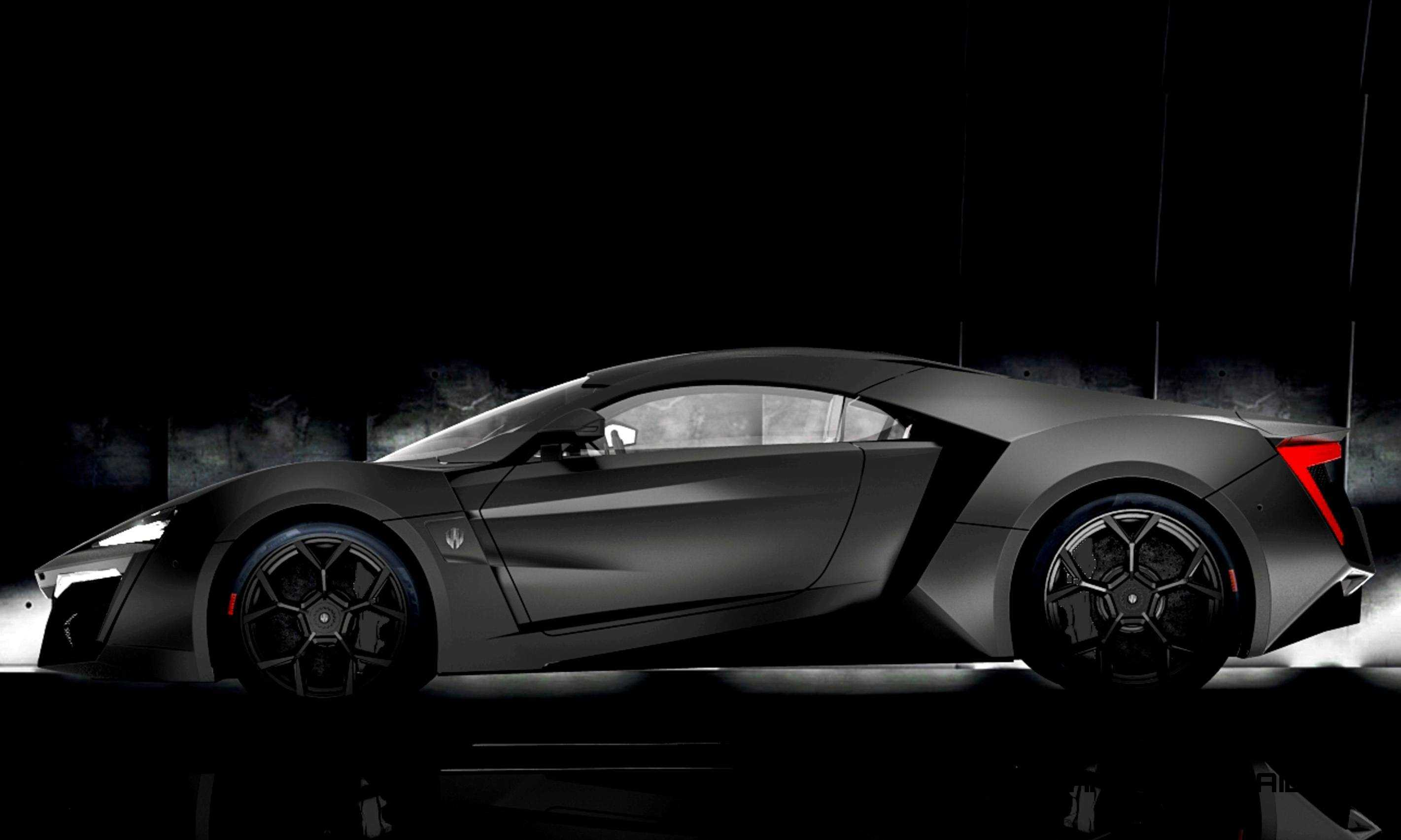 Black White Wallpaper W Motors Lykan Hypersport In Amazing New Wallpapers Including Megalux Interior