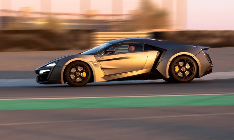 2014 W Motors Lykan Hypersport in 40+ Amazing New Wallpapers, Including MegaLux Interior 16