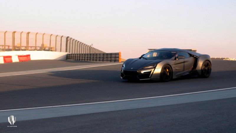2014 W Motors Lykan Hypersport in 40+ Amazing New Wallpapers, Including MegaLux Interior 17