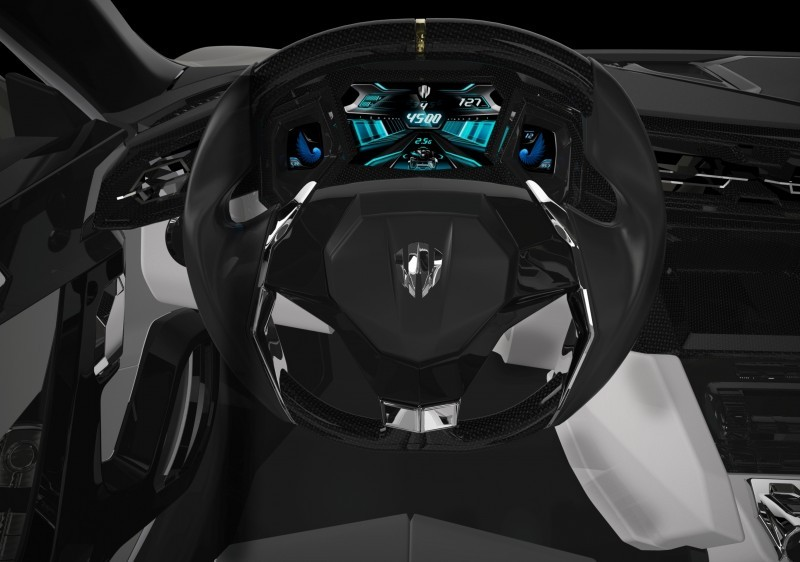 2014 W Motors Lykan Hypersport in 40+ Amazing New Wallpapers, Including MegaLux Interior 2
