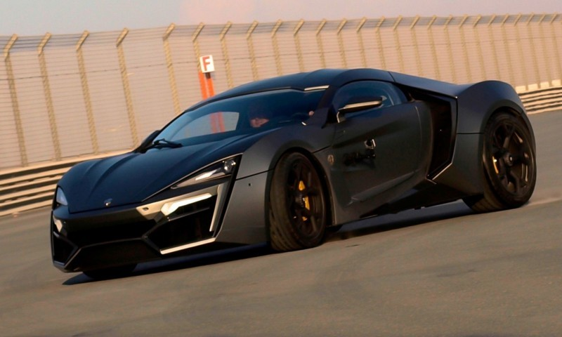 2014 W Motors Lykan Hypersport in 40+ Amazing New Wallpapers, Including MegaLux Interior 21