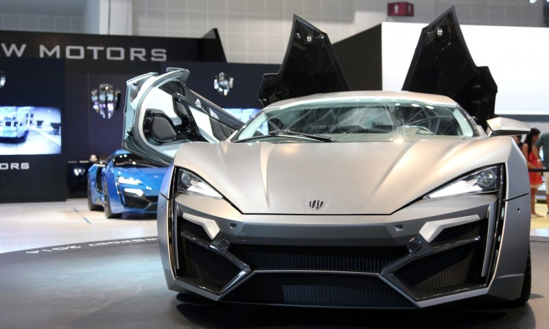 2014 W Motors Lykan Hypersport in 40+ Amazing New Wallpapers, Including MegaLux Interior 29