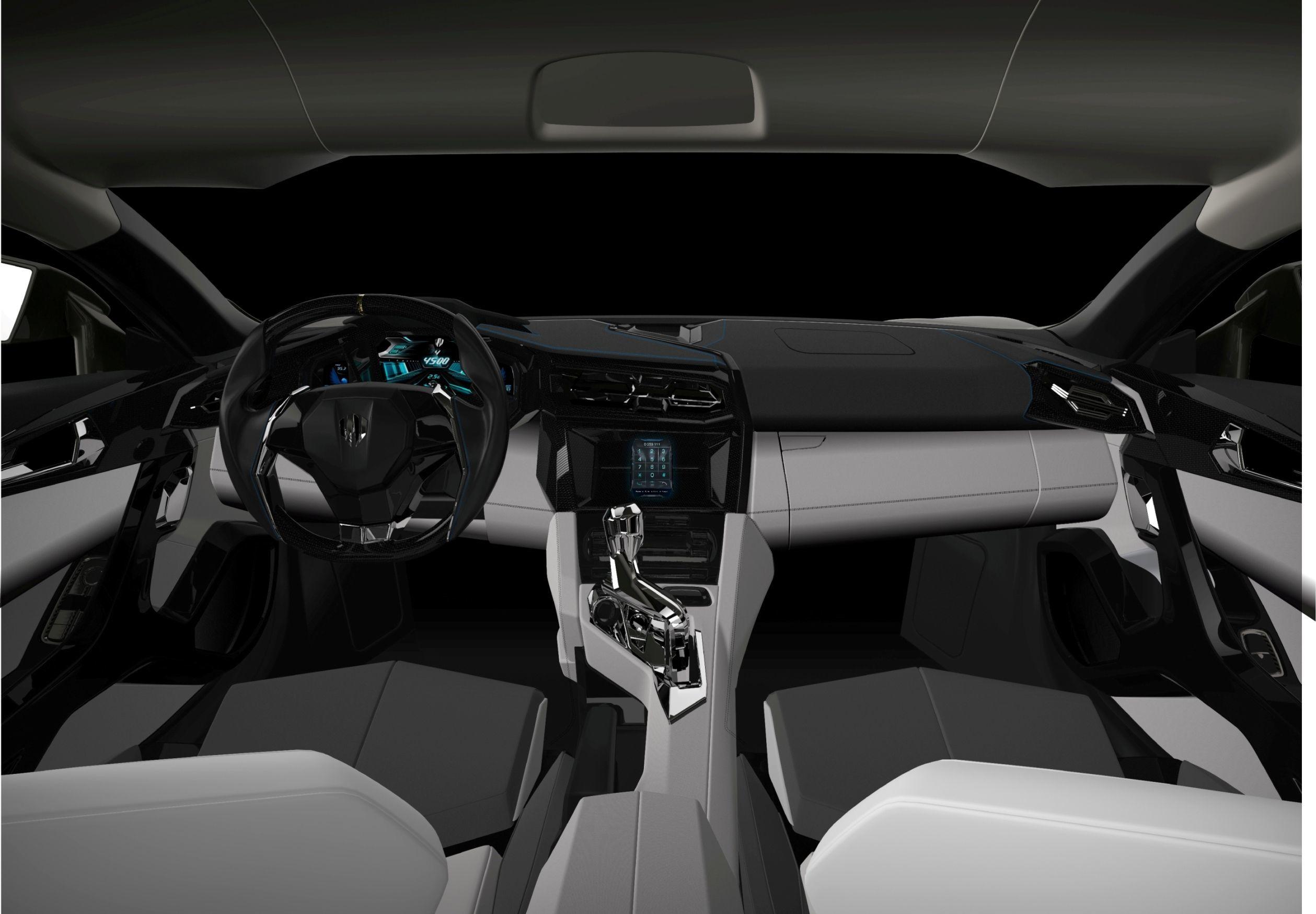 2014 W Motors Lykan Hypersport In 40 Amazing New