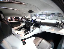 7 of the Craziest Looking Dashboards and Interiors – By Scott Huntington
