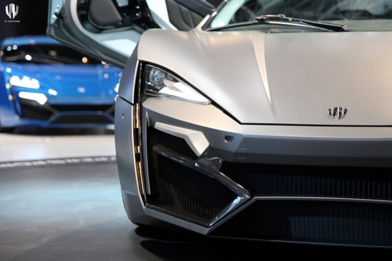 2014 W Motors Lykan Hypersport in 40+ Amazing New Wallpapers, Including MegaLux Interior 34