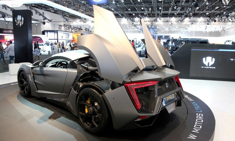 2014 W Motors Lykan Hypersport in 40+ Amazing New Wallpapers, Including MegaLux Interior 35