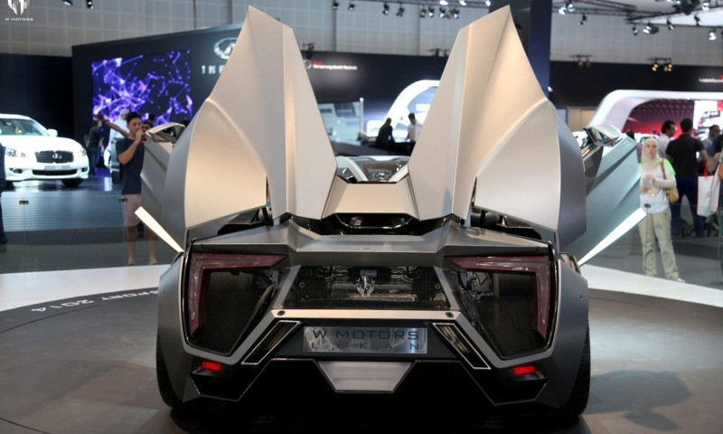 2014 W Motors Lykan Hypersport in 40+ Amazing New Wallpapers, Including MegaLux Interior 36
