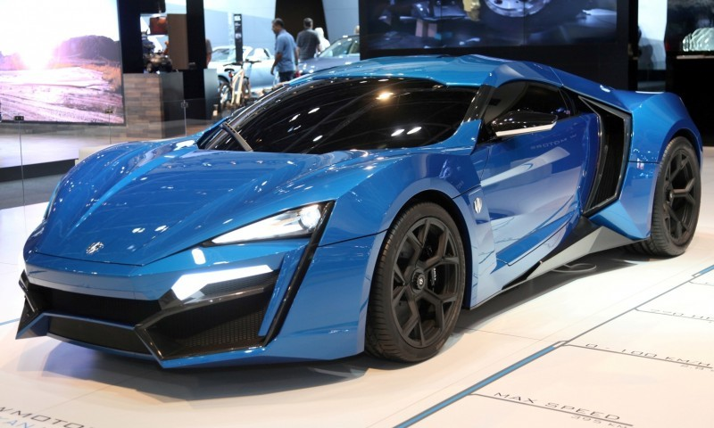 2014 W Motors Lykan Hypersport in 40+ Amazing New Wallpapers, Including MegaLux Interior 40