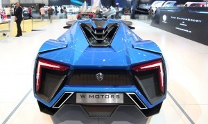 2014 W Motors Lykan Hypersport in 40+ Amazing New Wallpapers, Including MegaLux Interior 41
