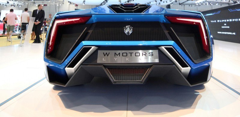 2014 W Motors Lykan Hypersport in 40+ Amazing New Wallpapers, Including MegaLux Interior 43