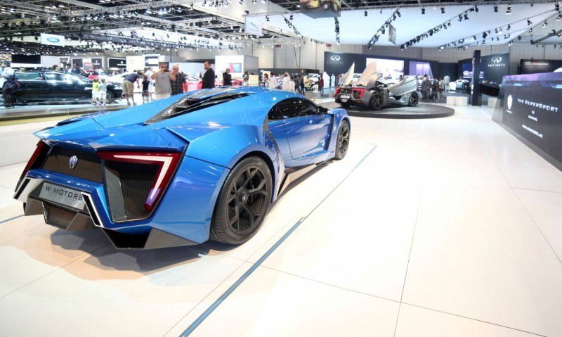 2014 W Motors Lykan Hypersport in 40+ Amazing New Wallpapers, Including MegaLux Interior 44