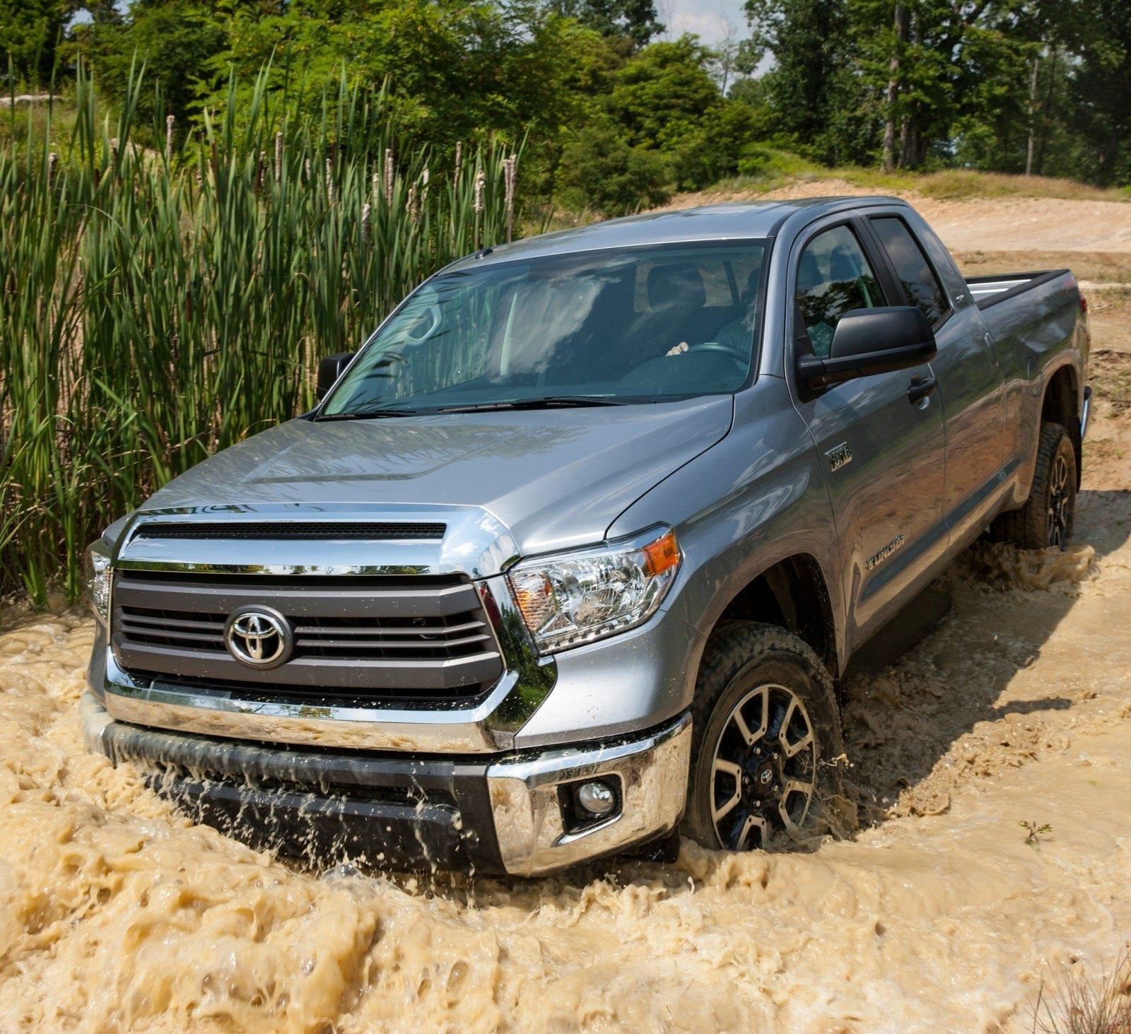 2014 Toyota Tundra 5 7l V8 Crewmax Limited